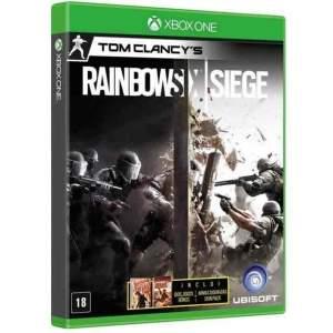 [Walmart] Game Ubisoft Xbox One Tom Clancys Rainbow Six: Siege Signature Edition por R$ 116