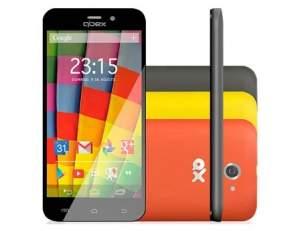 [Onofre Agora] Smartphone QX Plus Dual Preto Qbex A18 por R$ 267