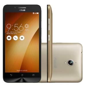 [Asus Store] ASUS Zenfone Go 5 Dourado por R$ 579