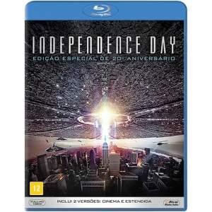 [Americanas] Bluray Independence Day Edição Especial de 20 anos - por R$26