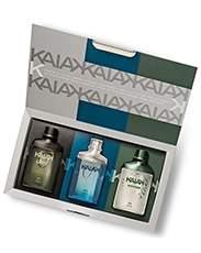 [Natura] Kit 3 Desodorantes Colônia Kaiak - Versão de 25ml - R$ 62