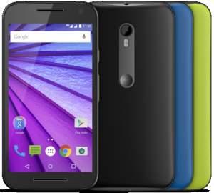 """[Saraiva] Smartphone Motorola Moto G HDTV 3ª Geração Preto 4G Tela 5"""" Android 5 Câmera 13Mp Dualchip 16Gb por R$ 777"""