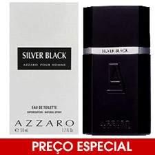 [Sephora] Azzaro Silver Black 100ml de R$320 por R$99