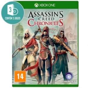 [Ricardo Eletro] Assassin's Creed: Chronicles Trilogy para Xbox One - R$54