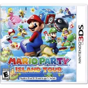 [Ricardo Eletro] Jogo Mario Party: Island Tour para Nintendo 3DS (N3DS) - Nintendo Por R$ 36