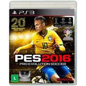 [RICARDO ELETRO] - PES 2016 - PS3 - R$ 69