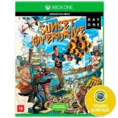 [RICARDO ELETRO] Jogo Sunset Overdrive para Xbox One (XONE) - Microsoft Studios - ENCERRADA
