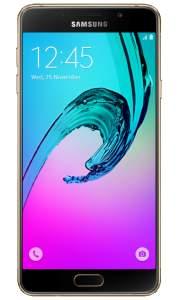 """[Saraiva] Smartphone Samsung Galaxy A7 Duos Dourado 4G Tela 5.5"""" Android 5.1 Câmera 13Mp 16Gb - R$1503"""