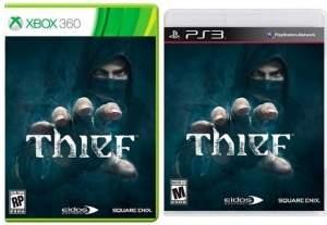 [Ricardo Eletro] Thief para Xbox 360 / PS3 - R$27