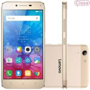 [Cissa Magazine] Smartphone Lenovo Vibe K5 A6020 4G 16GB Dual Desbloqueado Dourado por R$ 750