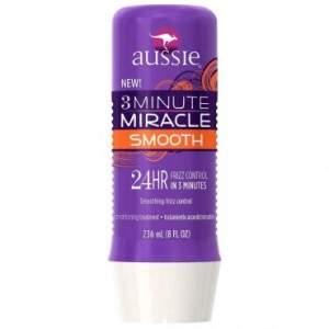 [Ricardo Eletro] Tratamento Aussie Smooth 3 Minutes Miracle 236ml - por R$27