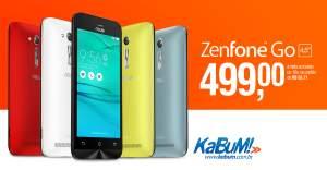 [Kabum] Smartphone Asus Zenfone Go - Diversas Cores