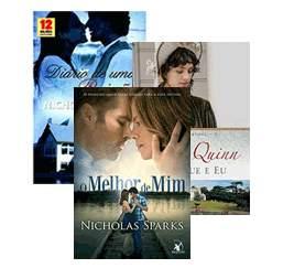 [Americanas] 3 romances por R$30