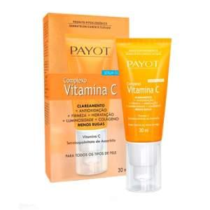 [Nikkey Cosméticos]Payot Complexo de Vitamina C 30ml por R$ 70