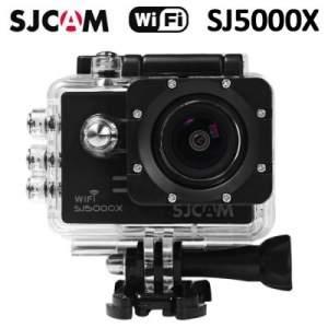 [Gear Best] SJCAM SJ5000X 4K Sport Action Camera ( Elite Edition )  -  BLACK - 103 dólares