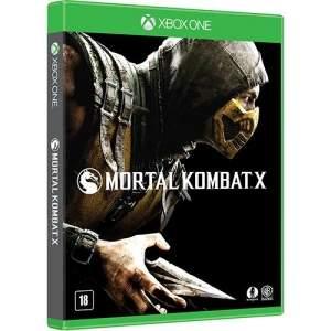 [Submarino] Game Mortal Kombat X - Xbox One por R$ 104
