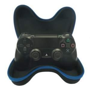 [Walmart/webfones]Controle Sony PS4 Dualshock 4 Preto + Case por R$ 219