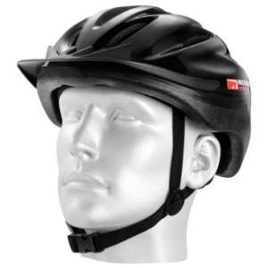 [Clube do Ricardo] Capacete para ciclismo Adulto tamanho G BI003 - Multilaser por R$ 40
