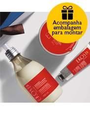 [Natura] Conjunto Exclusivo Ekos Ucuuba - Hidratante Desodorante Corporal + Manteiga Hidratante Mãos + Manteiga Reparadora Corporal + Embalagem Desmontada - R$ 79