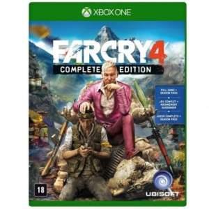 [Ricardo Eletro] Far Cry 4 para Xbox One - R$58,41