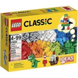 [submarino] Lego Classic Suplemento Criativo R$ 85,73 a vista (sem frete)