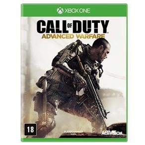 [Ponto Frio] Jogo Call Of Duty Advanced Warfare - Xbox One - R$54