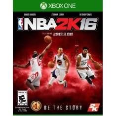 [Casas Bahia] Jogo NBA 2K16 - Xbox One - por R$99