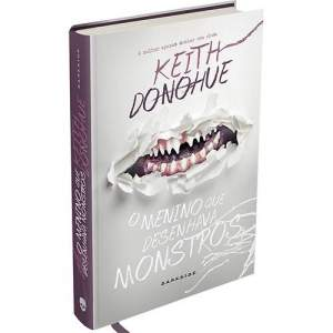 [Submarino] Livro O Menino que Desenhava Monstros - R$20
