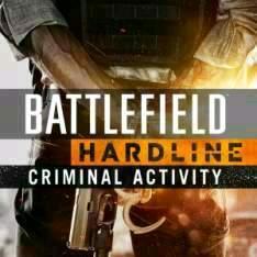 [Playstation Store] (DLC) Battlefield™ Hardline Criminal Activity R$ Grátis