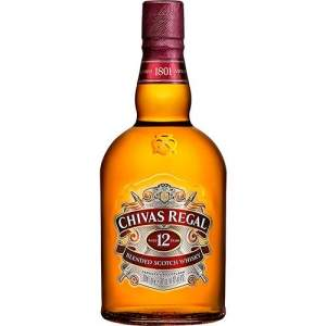 [Americanas] Whisky Chivas Regal 12 Anos - 1L - R$90