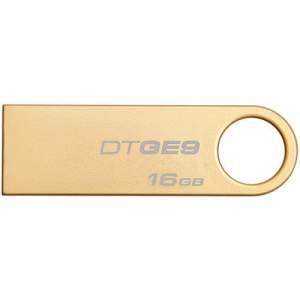 [SouBarato] Pen Drive Kingston Data Traveler GE9 16GB Dourado