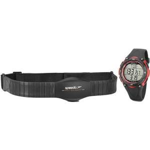 [Submarino] Monitor Cardíaco Speedo 80565G0EPNP1 Preto com Relógio - R$117,44