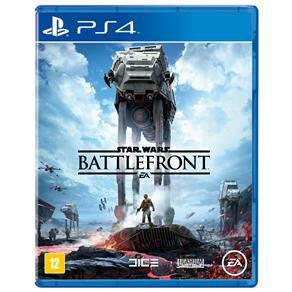 [EXTRA] Star Wars: Battlefront - PS4 - por R$90