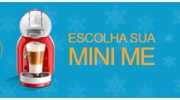[Nescafé] Maquina Mini me  + 544 cápsulas - por R$765