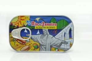 [LATA DE AR] Lata de ar do Rio de Janeiro - R$12
