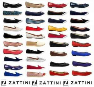 [Zattini] 3 Sapatilhas por 99