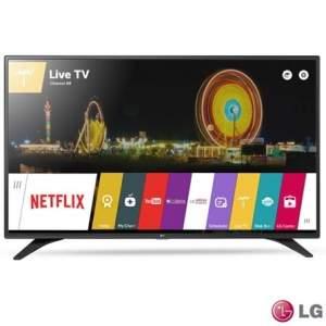 "[Fast Shop] Smart TV LG LED Full HD 43"" com webOS 3.0, WiDi e Wi-Fi - 43LH6000 por R$ 1776"