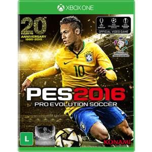 [Americanas] Game Pro Evolution Soccer 2016 - Xbox One por R$ 53
