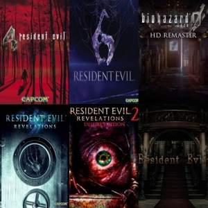 [Nuuvem] Franquia Resident Evil em promoção