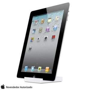 [FASTSHOP] Dock Branco para iPad2 Apple Original