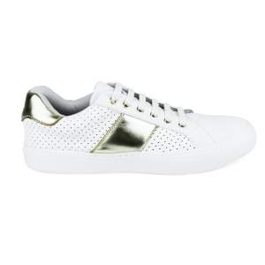[Milano] Sapatênis branco - R$ 99,90