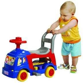 [Ponto Frio] Andador 4 em 1 Magic Toys - Azul - por R$99