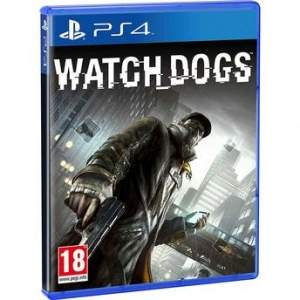 [Walmart] Watch Dogs para PS4 - R$50