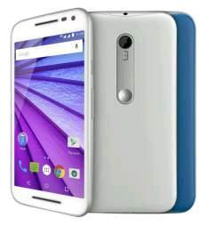 [Walmart] Smartphone Motorola Moto G 3ª geração Colors XT1550 Branco Dual Chip Android Lollipop 4G 16GB - R$ 750