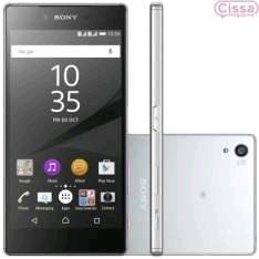 [Cissa Magazine] Smartphone Sony Xperia Z5 Premium 4K E6853 Desbloqueado Cromado. Por R$ 3.186,65!