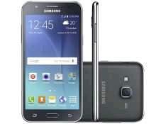 "[Sou Barato] Smartphone Samsung Galaxy J5 Duos Dual Chip Android 5.1 Tela 5"" 16GB 4G Wi-Fi Câmera 13MP - R$799,99"