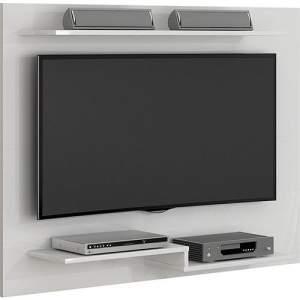 [Americanas] Painel para TV até 47 Polegadas Stilo 120cm Branco - Benetil Móveis por R$ 97