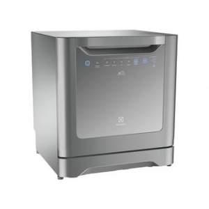 [Walmart] Lava-louças Electrolux LE08S 8 Serviços Cinza por R$ 1300