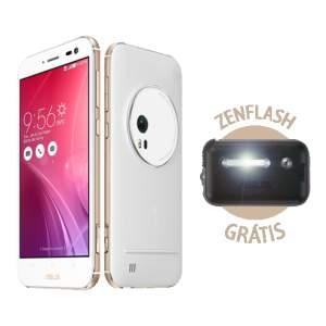 [Asus] ASUS Zenfone Zoom 64GB Branco - R$2000,00