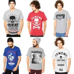 [Dafiti Sports] Camisetas Sumemo por R$26